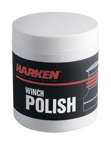 Harken Winch Polish Metal