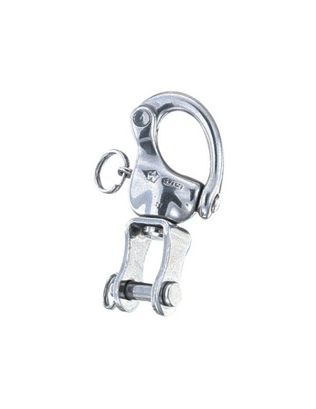 Wichard HR Snap Shackles with clevis pin swivel