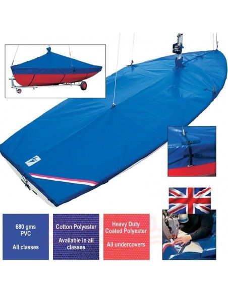 470 Over Boom Cover PVC