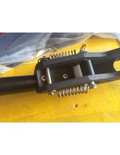 Nacra Rouleau Casting Supérieur Safran 5/16*17.5mm (Noir)