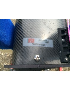 Nacra F20 Carbon Mast with Fittings