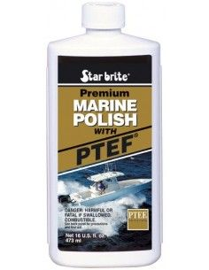 Star Brite Premium Marine Polish in PTEF 500ml