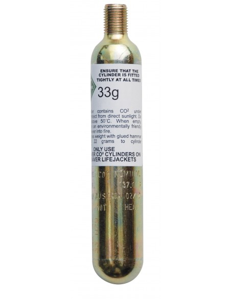 Crewsaver Automatic CO2 33g Cylinders