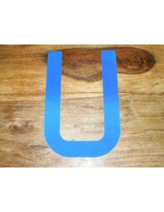 Sails Letter 300mm Blue