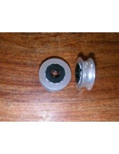 Aluminium Sheave Bearing Ball 29*10*8mm