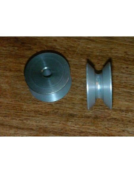 Aluminium Sheave Plain Bearing 29*14.5*6.2mm