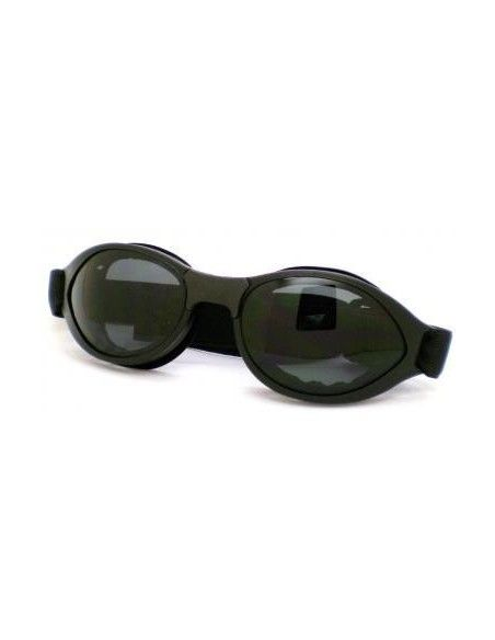 Barz Optics ARFA Black PO Non-Polarised Grey