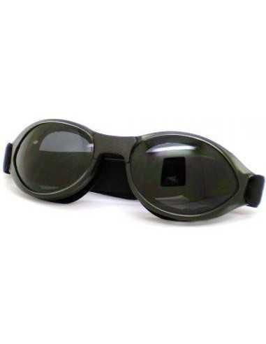 Barz Optics ARFA Fumée PO Non-Polarisée Gris
