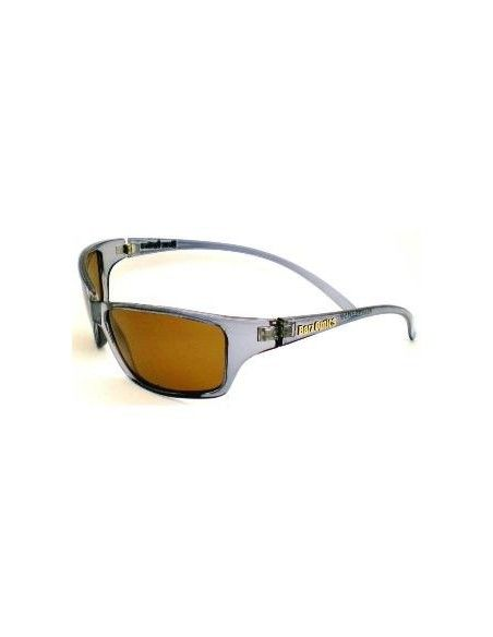 Barz Optics Bali Cristal Black AC Polarised Amber