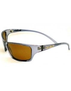 Barz Optics Bali Cristal Black PO Polarised Amber