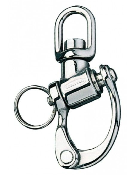 Ronstan Trunnion Nicro Snap Shackle