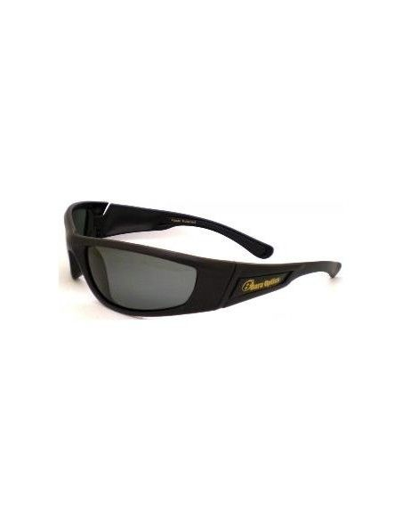 Barz Optics Fraser Matt Black AC Polarised Grey