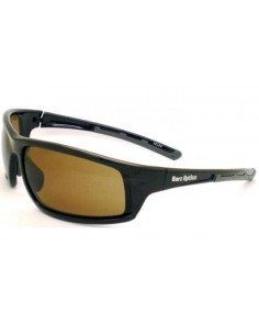 Barz Optics Kelso Black PO Polarised Amber
