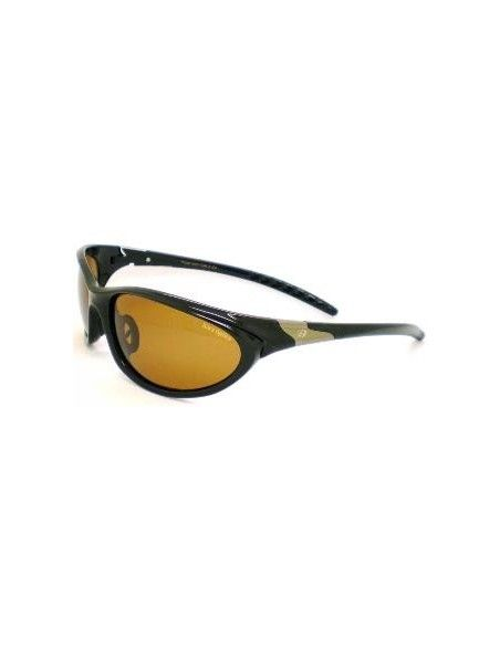 Barz Optics Keppel Black PO Polarised Amber