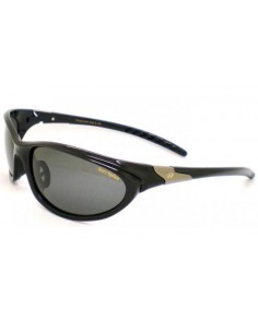 Barz Optics Keppel Black PO Polarised Grey