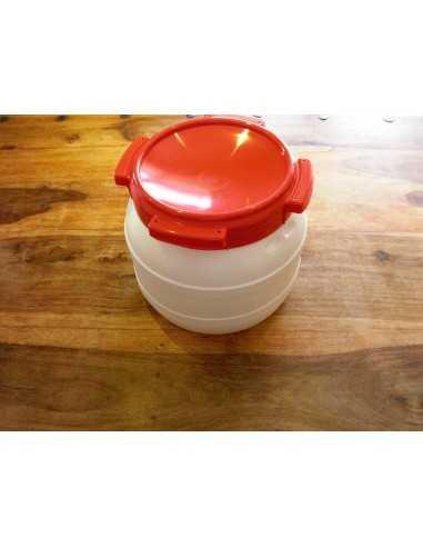 Bidon/Fût en polyéthylène 15l
