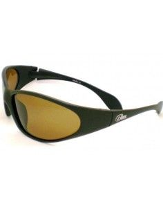 Barz Optics Nauru Black PO Polarised Amber