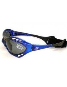 Barz Optics Seaway Blue PO Non Polarised Grey