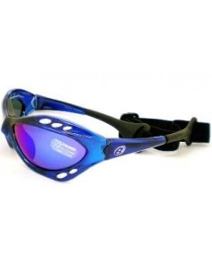 Barz Optics Seaway Blue PO Polarisée Mirroir Bleu