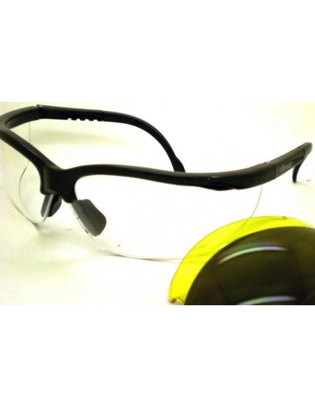 Barz Optics Speed Freak Black PO Non Polarised Three Colors