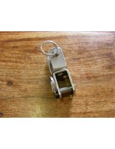 Block Swivel 6mm