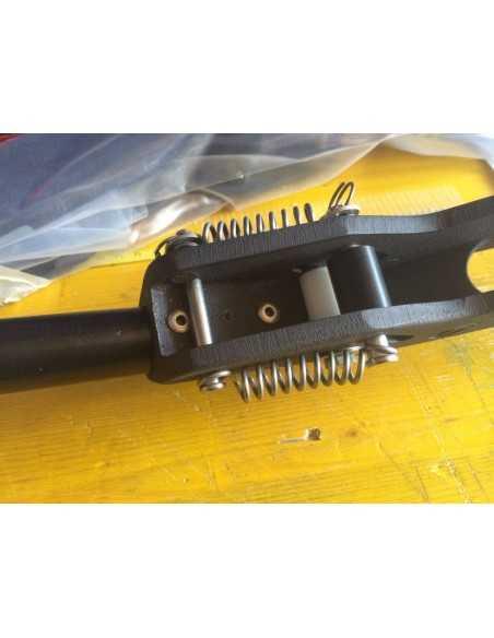Nacra Rudder Roller Uppercasting 5/16 *19mm (Black)