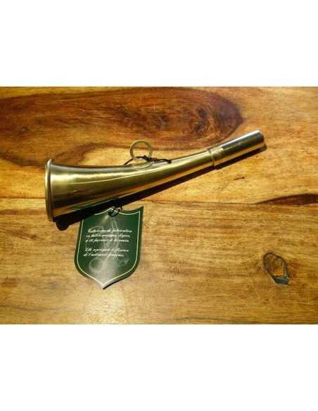 Brass Foghorn