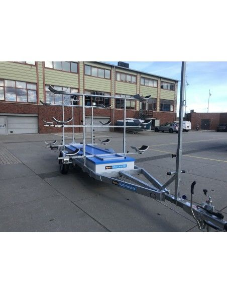 Pega CK1500 750 Catamaran Trailer Triple