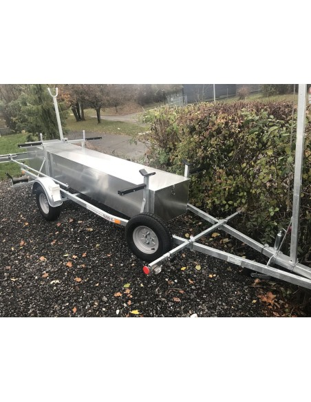 Harbeck Trailer  A-Cat - 18pieds Second Hand