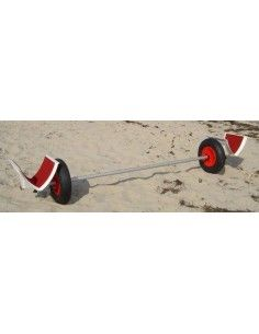CadKat Eco-Line Craddle Trolley for Catamarans Wheels 400*100