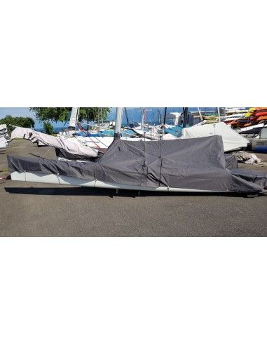 Ventilo 18HT Boat Cover Full KS