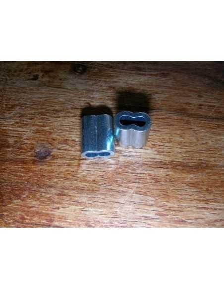 Copper Ferrules & swaging 2.4/2.8mm Wire