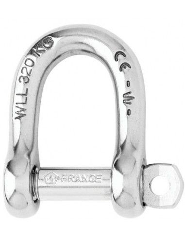 Wichard Shackle D Self-locking 5mm