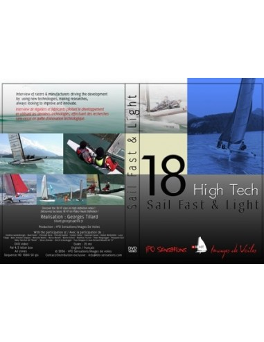 DVD 18HT Sail Fast & Light