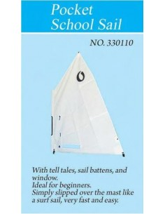Far East Optimist Pocket School Sail
