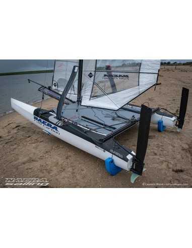 Nacra F20 Carbon FCS Wing Trampoline