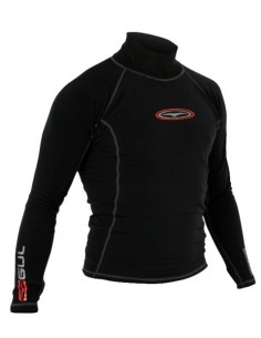 Gul Mens Evotherm Rash Guard Manches Longues