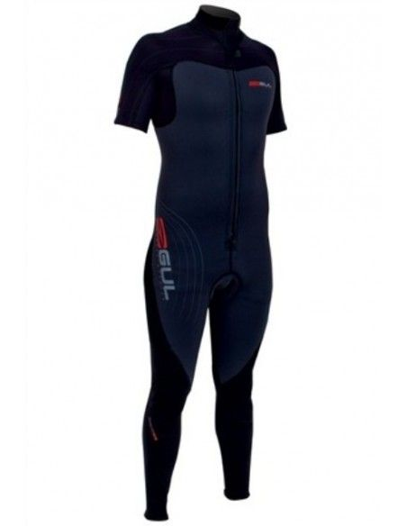 Gul Wetsuit Profile 3mm FZ Short Arms
