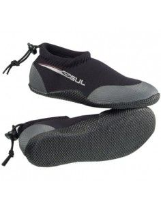 Gul Slippers 3mm Titanium Junior