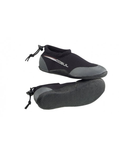 Gul Slippers 3mm Titanium Power