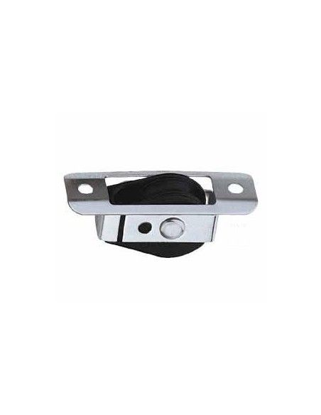 Harken Bullet 29mm Thru Deck w/Stainless Coverplate