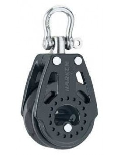 Harken Carbo 40mm Ratchet Swivel Block