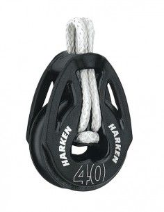Harken Carbo 40mm T2 Block Loop with Anchor Post