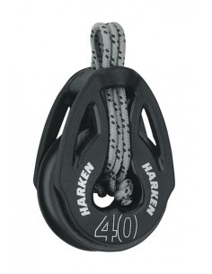 Harken Carbo 40mm T2 Block With Open Center