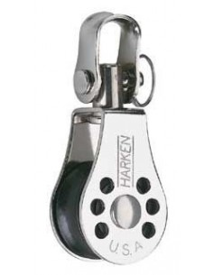 Harken Micro 22mm Single Swivel Block