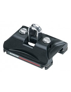 Harken Micro Boat CB Car with Pivoting Shackle