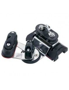 Harken Small Boat Traveller WL 567 Pivoting Sheaves Swivel Cam