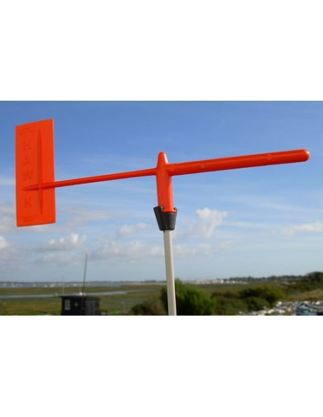 Hawk MK1 Low friction racing wind indicator