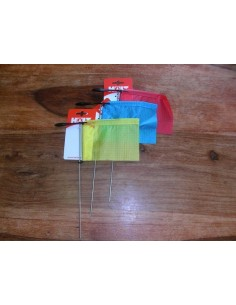 Holt Short Racing Flags Wind Indicator