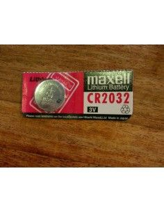 Maxell Lithium Battery 3V for Optimum Time